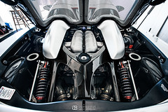 Porsche Carrera GT | 5.7L V10 (George.Bucur) Tags: 2 canon mark engine ii porsche 5d gt v10 carrera 1740l