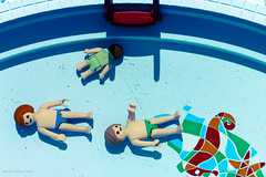 Hazardous play (Daniel*1977) Tags: family blue summer holiday get water pool swimming swim photography death europe kill die sink image daniel creative picture samsung poland tint warsaw shock 1977 hazard drown photograhy plunge drowned nx kulinski nx20 samsungnx samsungimaging danielkulinski samsungnx20