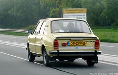 Škoda 120L 1983 (XBXG) Tags: skoda 120l 1983 skoda120l skoda120 nederland netherlands paysbas tsjechoslowakije československo czechoslovakia tchécoslovaquie vintage old classic car auto automobile voiture ancienne tchèque tsjechië škoda 09zvv8