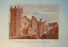 North View of the Old Hall Gainsburgh (AndyorDij) Tags: lincolnshire gainsborough oldhall