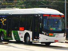 Metra 8163 DSC02240 (busManíaCo) Tags: bus buses millennium urbano diadema caio metra autobus brt busmaníaco sonyh50