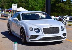 Bentley Continental GT (Thumpr455) Tags: ca english race georgia nikon automobile continental voiture historic april british gt hsr bentley sportscar mitty roadatlanta uto 2016 braselton d5500 worldcars propercars
