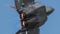 """Turn 'n' Burn!"" (Steve Cooke-SRAviation) Tags: airplane display jet aeroplane airshow f16 vulcan redarrows mig fairford riat 2015 warplanes sraviation canonstevecooke"