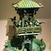 earthenware watchtower - Cleveland Museum of Art