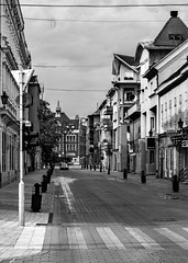 StreetView (zsolesz_93) Tags: nikond3200 street city buildings hungary iso400 miskolc utca nikkor1855mm