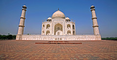 Taj Mahal 181 (David OMalley) Tags: world india heritage river site tomb taj mahal agra unesco mausoleum shah pradesh uttar jahan mughal mumtaz yamuna