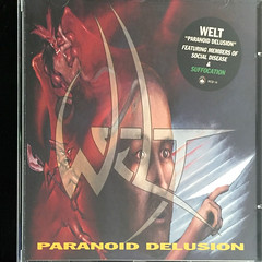 WELT/Paranoid Delusion (blessed_are_the_sick) Tags:  1994 welt