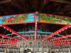 Forest Park Carousel July 2016 (milst1) Tags: carousel newyorkcity queens