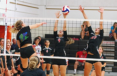 IMG_4656 (SJH Foto) Tags: girls volleyball action shot high school somerset pa pennsylvania scimmage