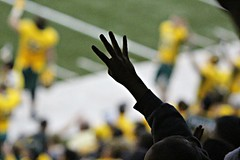 4th Down Bison Football (cherieroshau) Tags: adventure recreation fargo december 2015 cherieroshau dickinson