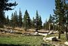 Close to the plateau (Franklyn W) Tags: yosemite sierra nationalpark backpacking tuolumnemeadows tuolumneriver lyellcanyon johnmuirtrail irelandlake vogelsang highsierra granite wilderness backcountry hiking