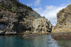 Exploring in the tender, Raoul Island (cathm2) Tags: newzealand kermadecs raoul island travel sea shore nature