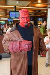 DragonCon 2016 Sunday-11 (Zaptomatic) Tags: dragoncon dragoncon2016 cosplay hellboy