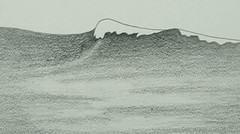 20130327 WoutvanMullem Waves on the beach 14 (Wout van Mullem) Tags: wave waves beach sea animation still pencil wout van mullem