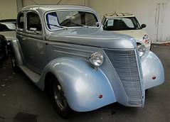 Ford Pilot Hot Rod (larssimon) Tags: oldtimer schneberg berlin fordpilothotrod fordengland