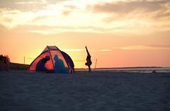 Fischland-Darß / McPomm (elisachris) Tags: fischlanddars mecklenburgvorpommern strand beach sonnenuntergang sunset natur ostsee balticsea pentax k50