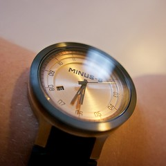MINUS-8 Layer (ljmz79) Tags: minus8 layer watch gold black lx100
