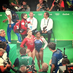 IMG_4024 (Mud Boy) Tags: teamusa brazil braziltrip brazilvacationwithjoyce riodejaneiro rio rioolympicarena rioolympicarenagymnastics rio2016 2016summerolympics summerolympics rioolympics2016 olympics gamesofthexxxiolympiad jogosolmpicosdeverode2016 gymnasticsartisticwomensindividualallaroundfinalga011 gymnasticsartisticwomensindividualallaroundfinal ga011 barraolympicpark thebarraolympicparkbrazilianportugueseparqueolmpicodabarraisaclusterofninesportingvenuesinbarradatijucainthewestzoneofriodejaneirobrazilthatwillbeusedforthe2016summerolympics parqueolmpicodabarra barradatijuca simonebiles simoneariannebilesisanamericanartisticgymnastbilesisthe2016olympicindividualallaroundandvaultchampion alyraisman favorite rio2016favorite riofacebookalbum riofavorite
