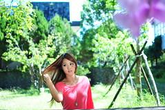 千又2006 (Mike (JPG直出~ 這就是我的忍道XD)) Tags: 千又 陽明山 d300 model beauty 外拍 2012 demi