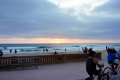 Mission Beach - San Diego