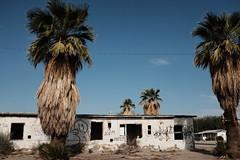 Bombay Beach (Dan   Hacker   Photography) Tags: california saltonsea bombaybeach fujichrome fujifilm fujix100t 35mm desert travel