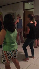 One minute video. (Zudzowne) Tags: patrickbeintema zudzowne iphone fun dancing daughter kirana mother wife woman dewi salsa indonesia bandung