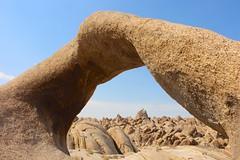 arch (Karol Franks) Tags: alabamahills easternsierras hike trail roadtrip california lonepine rock formation ©karolfranks okarolyahoocom