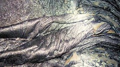 Iridescence (GrisParr) Tags: volcanoesnationalpark bigisland hawaii usa northamerica island tropical lava lavahikes lavarock iridescence geology sparkling travel tourism volcaniclava volcano