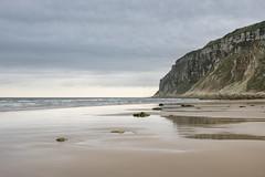 Speeton sands (Keartona) Tags: speetonsands speeton northyorkshire england sea coast landscape coastline beach beautiful morning cliffs chalk bempton