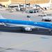 Aussichtsplattform Frankfurt Airport: KLM Cityhopper Embraer ERJ-190STD PH-EXE