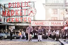 Pike Place Market, Seattle (Objects1000) Tags: seattlepublicmarket market nikon crowd shopping people farmersmarket publicmarket nikond750 pikeplacemarket walking seattle washington unitedstates us