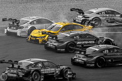 Wrong way round! (pknoephoto) Tags: dtm bmw amg canon 120400mm sigma colourkey 700d eos700d racecar raceing
