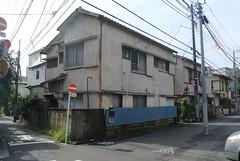 tokyo5982 (tanayan) Tags: urban town cityscape tokyo jyujyo japan nikon j1    road street alley