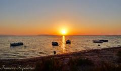 Boats (Francesco Impellizzeri) Tags: trapani sicilia landscape sunset