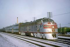 CB&Q E9 9991 (Chuck Zeiler) Tags: cbq e9 9991 burlington railroad emd locomotive naperville dinky train chz chuck zeiler