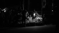 Fruit shop (haqiqimeraat) Tags: bangladesh dhaka fruitseller fruit people