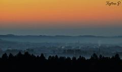 misty Morning... (martinap.1) Tags: sunrise sonnenaufgang nebel misty landscape landschaft fog nikon d3300 55200mm layers foggy