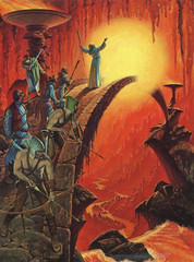 Novel-Lord-Foul's-Bane-by-Stephen-R-Donaldson2 (Count_Strad) Tags: novel cover art coverart book western scifi wwii