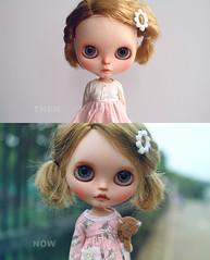 Nicky Lad (k07doll) Tags: blythe blythecustom blythedoll bigeyes customblythe custom sweet doll k07 k07doll