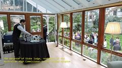 Stoke Lodge 2015 (Britain-Australia Society) Tags: stokelodge highcommisioner downer britainaustralia society verandah