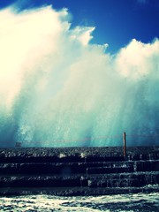 Bajamar IV (marcus.buchwald) Tags: bajamar tenerife teneriffa wellen brandung waves surge