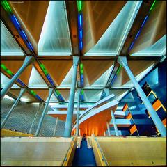(2357) Bibliotheca Alexandrina (QuimG) Tags: interiors interiores egipte egipto egypt architecture arquitectura olympus quimg quimgranell joaquimgranell afcastelló specialtouch obresdart