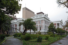 Kapstadt - Parlamentsgebude (astroaxel) Tags: sdafrika westerncape kapstadt parlametsgebude parlament