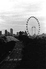 60-60-60-60 (VLKong) Tags: jchstreetpan400 nikonfm3a pakonf135plus singaporeflyer hc110dilutionb