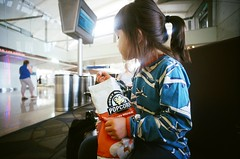 (golfpunkgirl) Tags: losangeles la usa america cali california lomo lomography negfilm lomography400 film 35mm park stanton ava holiday travel sun fun play food