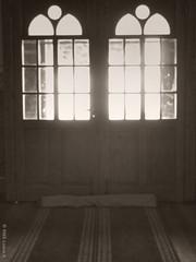 The doors of perception (Ins Luque Aravena) Tags: door doors puerta gate porta perception percepcin sepia window finestra ventana frutillar chile sur