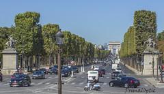 Arc de Triomphe (Explore 6) (PrimalOptic) Tags: arcdetriomphe arc triomphe paris champslyses