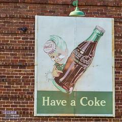 Talmo, GA (The Suss-Man (Mike)) Tags: city georgia jacksoncounty oldbuildings oldcity rural ruralcity ruralgeorgia sonyslta77 sussmanimaging talmo thesussman coke cocacola