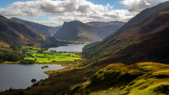 On the way up. (Tall Guy) Tags: tallguy uk lakedistrict cumbria mellbreak buttermere