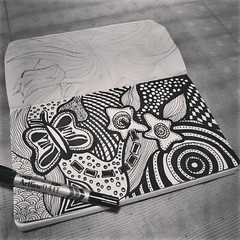 Zentangle 10 (jennyfercervantes-ng) Tags: zenspirationzentangle zendoodle zentangleartzentanglefigures art illustration artistsketch pen artsy masterpieceartoftheday colored inkdrawingmoleskine sharpiepens sharpiesunipin coloringpage coloringbookphcoloringpageforadults coloringpagephziabyjenny